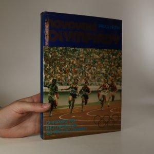 náhled knihy - Novoveké olympiády. Olympijské hry a ich hrdinovia od Atén po Moskvu