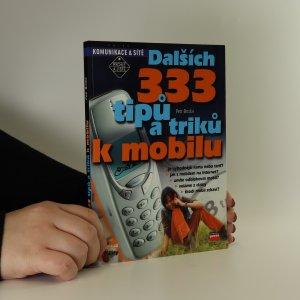 náhled knihy - Dalších 333 tipů a triků k mobilu