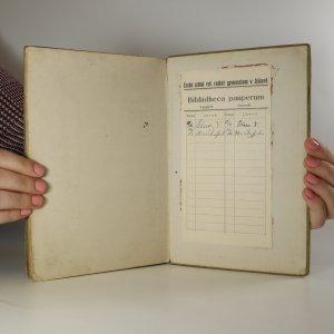 antikvární kniha Němčina pro 1. třídu škol středních, 1923