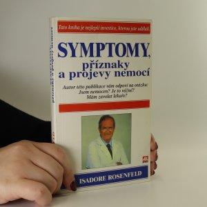 náhled knihy - Symptomy, příznaky a projevy nemocí