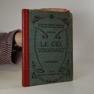 náhled knihy - Le Cid. Tragédie en cinq actes et en vers