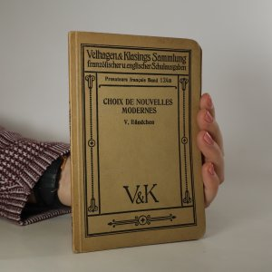 náhled knihy - Choix de Nouvelles Modernes