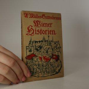 náhled knihy - Wiener Historien