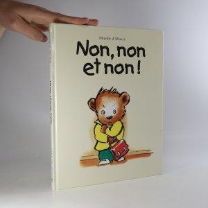 náhled knihy - Non, non et non!