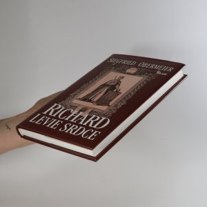 antikvární kniha Richard Levie srdce, 1999