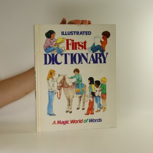 náhled knihy - Illustrated first dictionary