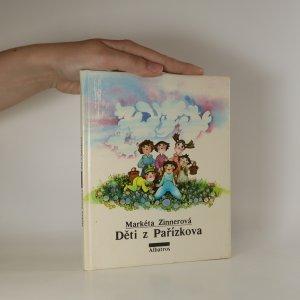 náhled knihy - Děti z Pařízkova