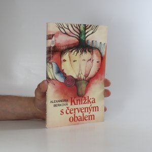 náhled knihy - Knížka s červeným obalem