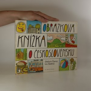 náhled knihy - Obrázková knížka o Československu