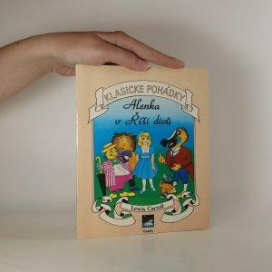 náhled knihy - Alenka v říši divů