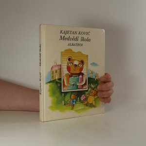 náhled knihy - Medvědí škola