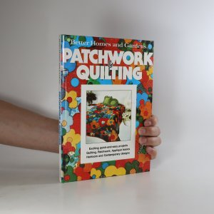 náhled knihy - Patchwork and Quilting