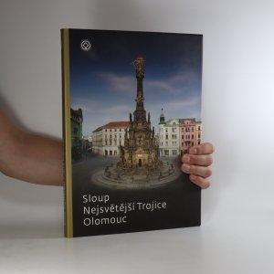 náhled knihy - Sloup Nejsvětější Trojice Olomouc