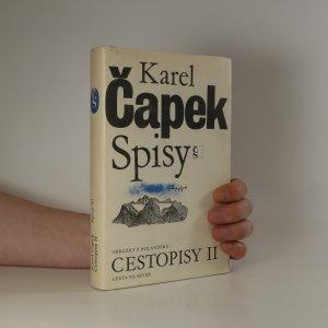 náhled knihy - Cestopisy II