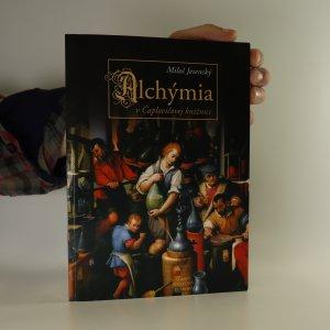 náhled knihy - Alchýmia v Čaplovičovej knižnici