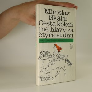 náhled knihy - Cesta kolem mé hlavy za čtyřicet dnů