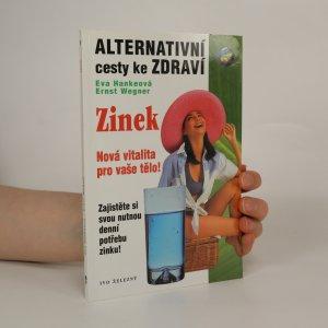 náhled knihy - Zinek. Mová vitalita pro vaše tělo.