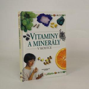 náhled knihy - Vitaminy a minerály