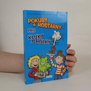 náhled knihy - Pokusy a rošťárny pro kluky a holky