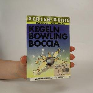 náhled knihy - Kegeln, bowling, boccia