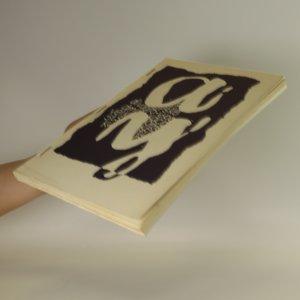 antikvární kniha Amatérské divadlo v podmínkách velkoměstské kultury, 1984