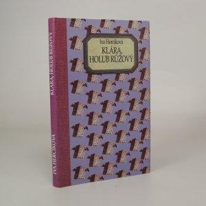 náhled knihy - Klára, holub růžový