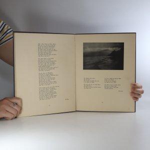 antikvární kniha Das meer - das meer stimmungsbilder, 1924