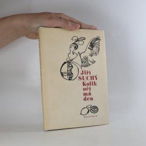 náhled knihy - Kolik očí má den