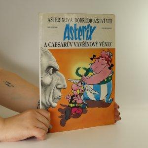 náhled knihy - Asterix a Caesarův vavřínový věnec