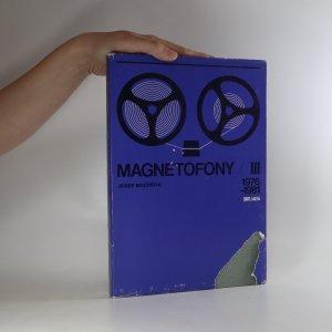 náhled knihy - Magnetofony III (1976-1981)