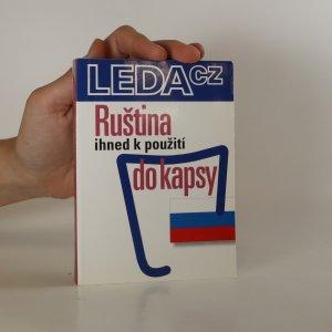 náhled knihy - Ruština ihned k použití do kapsy