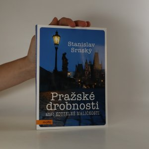 náhled knihy - Pražské drobnosti aneb Kouzelné maličkosti