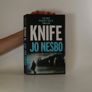 náhled knihy - Knife