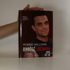 náhled knihy - Robbie Williams. Andělé & démoni.