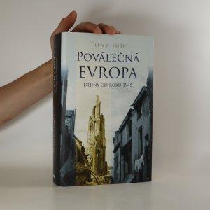 náhled knihy - Poválečná Evropa