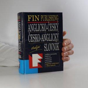 náhled knihy - Anglicko-český, česko-anglický studijní slovník