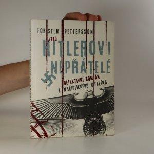 náhled knihy - Hitlerovi nepřátelé