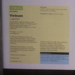 antikvární kniha Vietnam, 2013