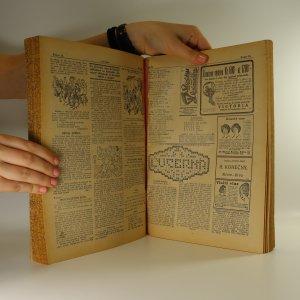 antikvární kniha Lucerna (roč. III, č. 1-47), 1926-1927