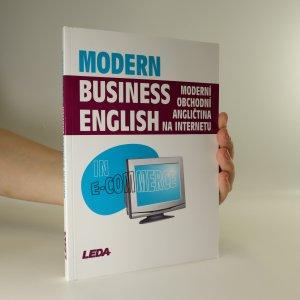 náhled knihy - Modern business english in e-commerce. Moderní obchodní angličtina na internetu
