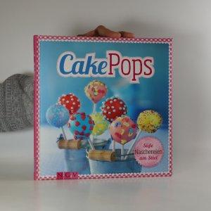 náhled knihy - Cake Pops