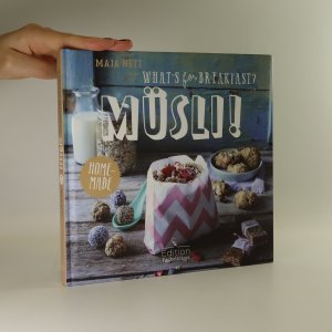 náhled knihy - What's for breakfast? Müsli!