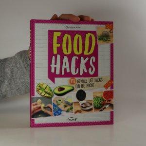 náhled knihy - Food Hacks