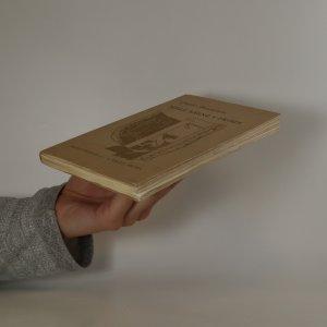 antikvární kniha Malé básně v próze, 1945