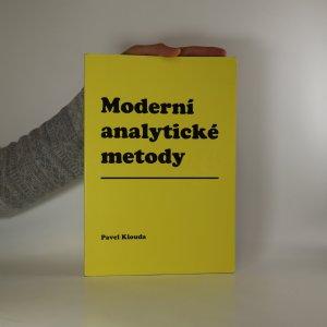 náhled knihy - Moderní analytické metody