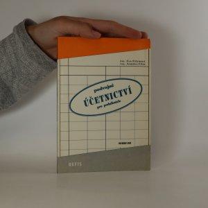 náhled knihy - Podvojné účetnictví pro podnikatele
