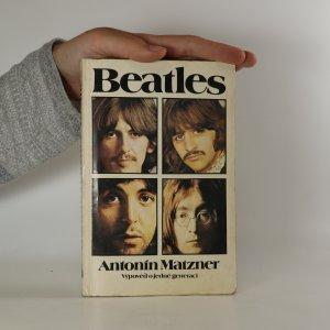 náhled knihy - Beatles. Výpověď o jedné generaci.