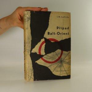 náhled knihy - Případ Balt-Orient