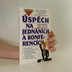 náhled knihy - Úspěch na jednáních a konferencích