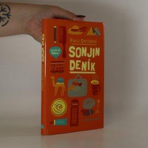 náhled knihy - Sonjin deník (věnování)
